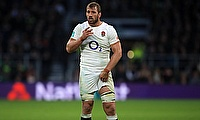 Chris Robshaw is an injury doubt for England
