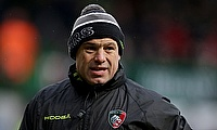 Richard Cockerill has joined the coaching staff at Toulon