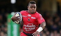 Josua Tuisova sealed Toulon's victory over Sale with an 80th-minute try