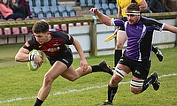 Hartpury go back to the summit after win