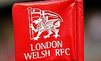 London Welsh were deducted 20 points after entering voluntary liquidation