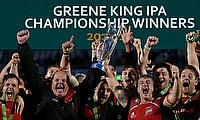 London Welsh won English rugby's Championship title in 2014