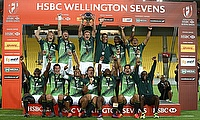 Wellington Sevens winners South Africa