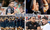 Cobus Reinach, Will Tanner, Mike Ford and the French National team