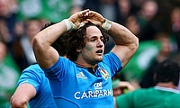 Exeter Chiefs' Michele Campagnaro