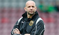 Northampton rugby director Jim Mallinder, pictured, is delighted with the signing of Piers Francis