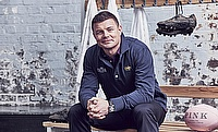 Brian O'Driscoll who has penned his latest British & Irish Lions blog in partnership with Thomas Pink.