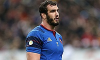 France lock Yoann Maestri has been fined for his comments about a referee