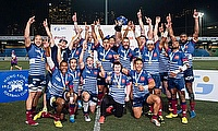 UBB Gaveka posting after their win