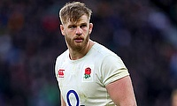 George Kruis is aiming to prove his fitness ahead of the Lions squad announcement