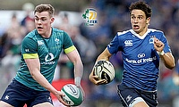 Garry Ringrose and Joey Carbery