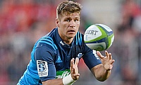 Piers Francis will be joining Northampton Saints from Super Rugby's Blues