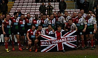 Fourth straight win helps Hull Ionians beat the drop