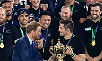 New Zealand won the World Cup in 2015