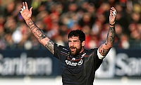 Saracens lock Jim Hamilton is to retire this summer