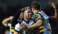 Wasps finished top of the Aviva Premiership