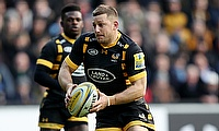 Jimmy Gopperth, pictured, almost consigned Wasps to relegation in his Newcastle days but will now spearhead the club's first Aviva Premiership title b