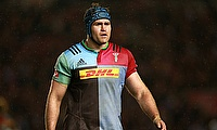 James Horwill is to captain Harlequins next season