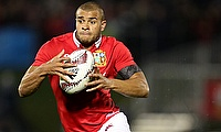 Jonathan Joseph scored an excellent try for the British and Irish Lions in their 23-22 defeat to the Highlanders