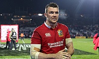 Peter O'Mahony will captain the Lions against New Zealand