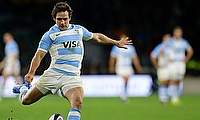 Nicolas Sanchez helped kick Argentina to victory over Georgia
