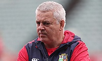 Warren Gatland was unhappy with the tactics from New Zealand