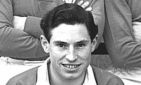 Cliff Morgan was among the Lions' try-scorers in the 1955 series opener