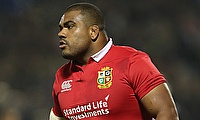 Kyle Sinckler featured in all three Tests for the British and Irish Lions
