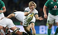 Faf de Klerk will move to Sale Sharks next season