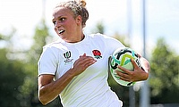 Kay Wilson ran in four tries for England Women