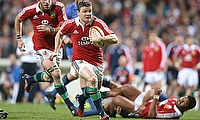 British and Irish Lions 2013: Captain Brian O'Driscoll