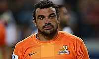 Agustin Creevy while representing his club Jaguares