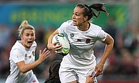 England were beaten in the Women's Rugby World Cup final against New Zealand