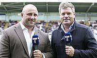 David Flatman along with television presenter Mark Durden-Smith have signed a four year deal with Channel 5 rugby