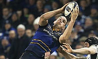 Devin Toner was victorious on his 200th appearance for Leinster