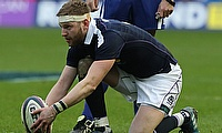 Finn Russell was in fine form with the boot