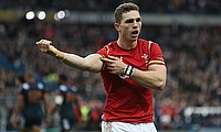 George North will miss Wales' autumn internationals because of a knee injury