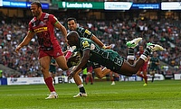 Topsy Ojo on the verge of making London Irish appearance record