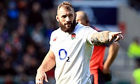 The terms of Joe Marler's ban have been adjusted, meaning he is available to face Australia on November 18