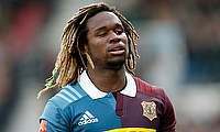 England wing Marland Yarde has left Harlequins and joined their Aviva Premiership rivals Sale Sharks