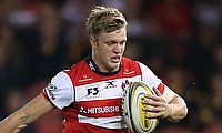 Ollie Thornley helped Gloucester fight back