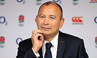 England's Eddie Jones won coach of the year in the World Rugby Awards