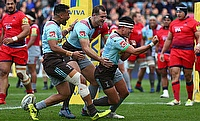 Marcus Smith inspires Harlequins to hold on in 76-point try-fest