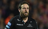 Ruaridh Jackson was among Glasgow's try-scorers against Cardiff