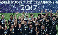 New Zealand were the winners of the 2017 edition