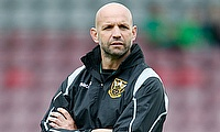 Jim Mallinder (pictured) expressed disappointment on losing Alex Waller