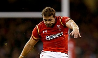 Leigh Halfpenny was part of the winning team