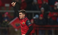 Munster's Ian Keatley enjoyed a productive night at Welford Road