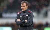Mark McCall, pictured, was impressed by the returning Billy Vunipola