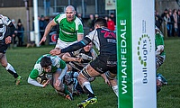Macc resist fightback and Wharfedale battle to win